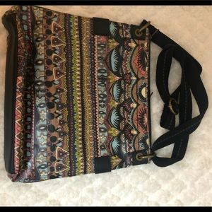 Crossbody med purse